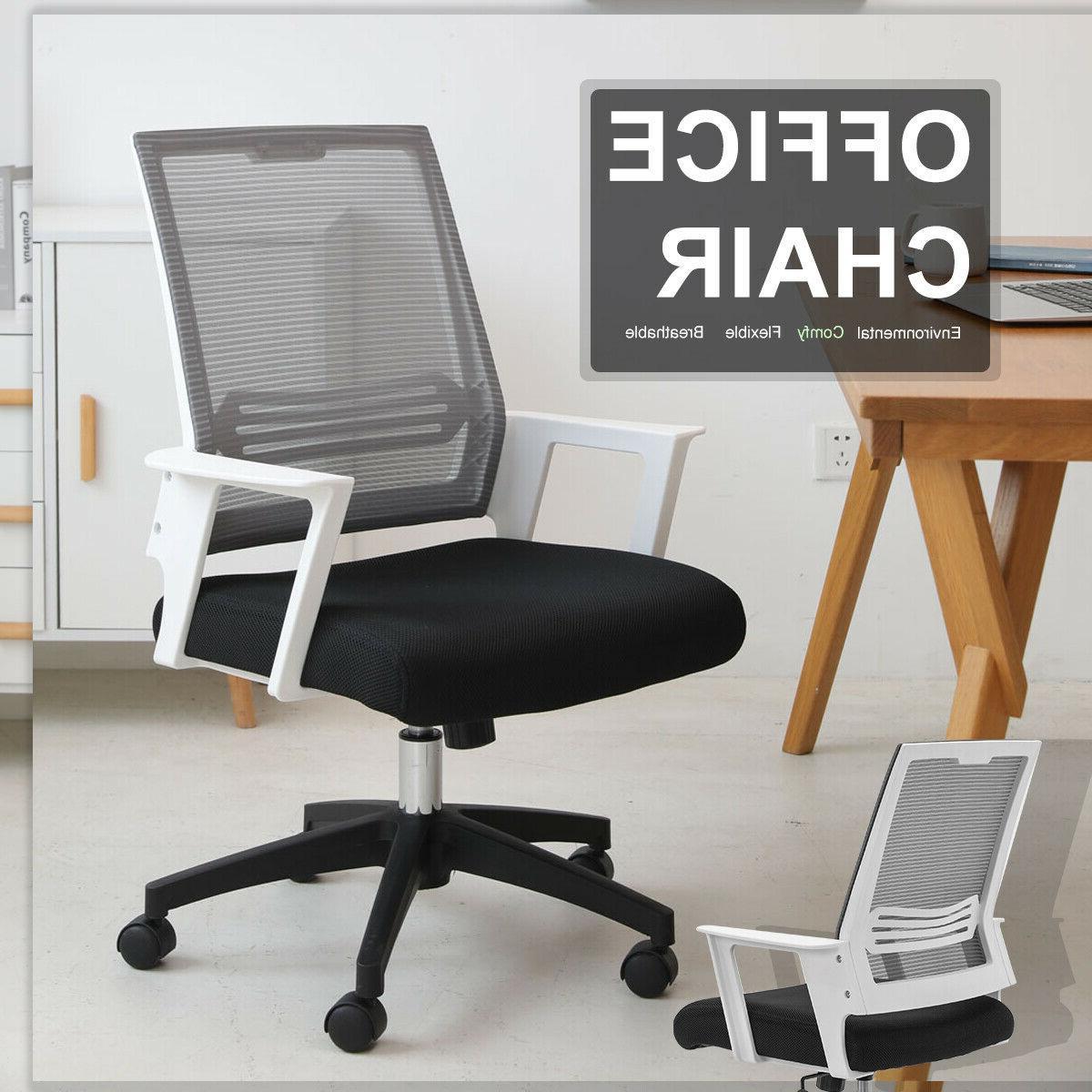 Mesh Mid Back Ergonomic Desk Task