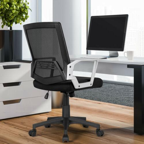 Mid-Back Executive Desk Chair