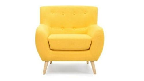 Best Products Mid-Century Tufted...