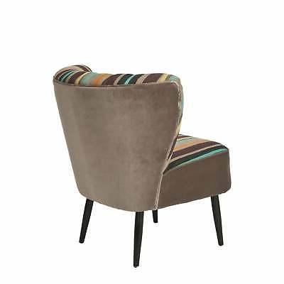 Safavieh Mid-Century Accent Chair Casual, Classic