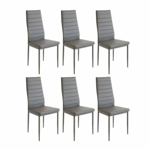 Modern Dining Chairs Set of 6 for Home Kitchen Dining Bedroo