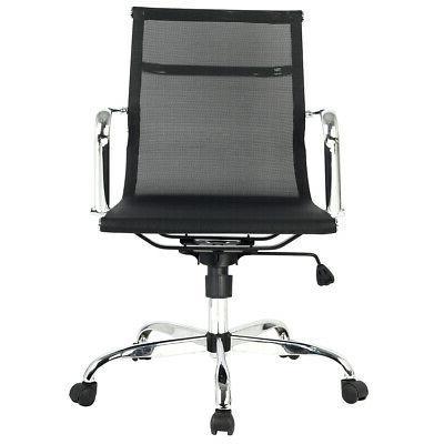 Modern Office Chair Executive Computer Desk