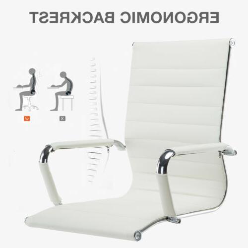 Ergonomic Chair Swivel Computer Desk Task Seat