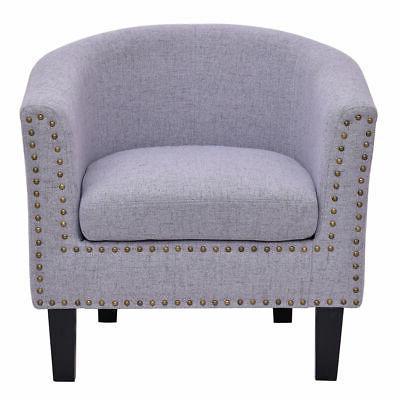 Modern Seat Fabric w/ Gray
