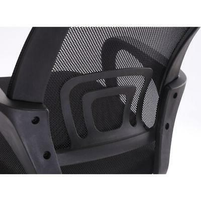 Ergonomic Chair Swivel Black Computer Home Desk