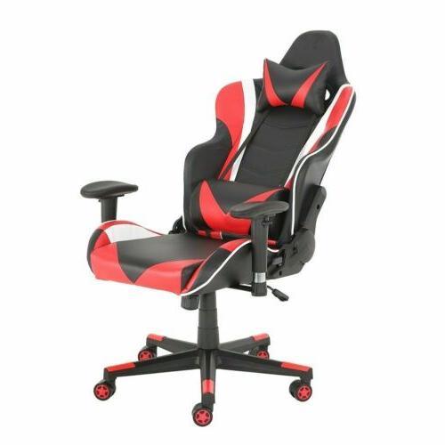 New Gaming Chair Office Chair Lumbar & Headrest