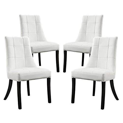 noblesse vinyl dining chair