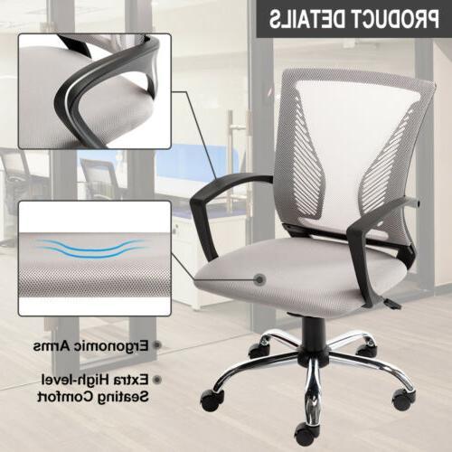 Office Chair Executive Computer Swivel Mesh Task Chair