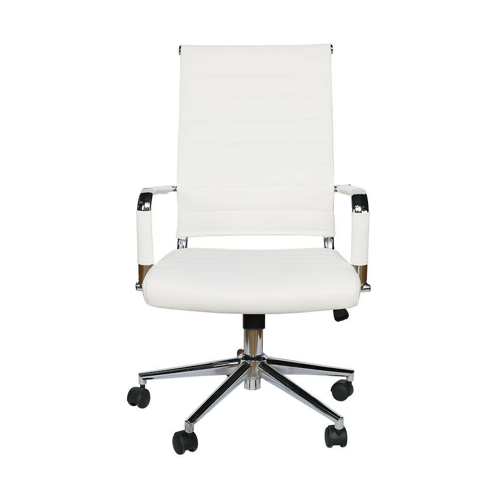 Office PU Computer Height Rolling Swivel