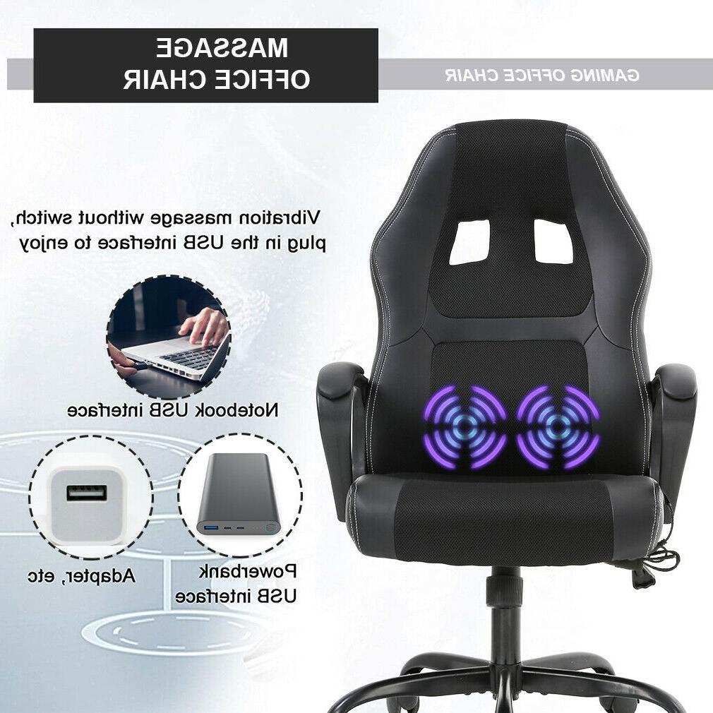 PC Office Ergonomic Chair PU