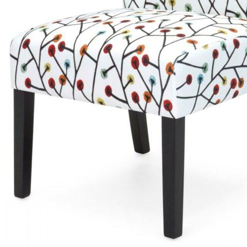 Best Choice Upholstered Chair Floral...