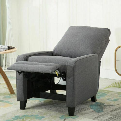 Electric Pad Chair Armchair Large w/Blanket