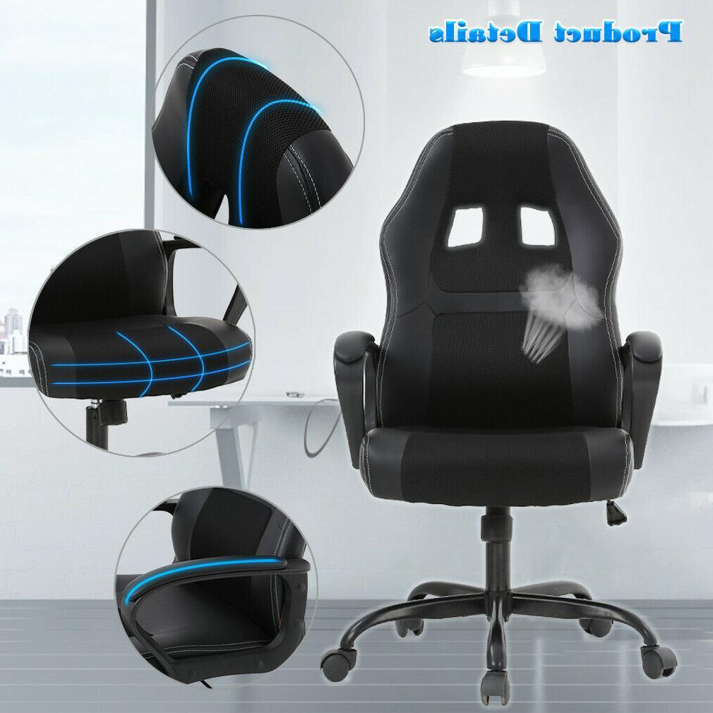 Office Chair Gaming Desk Ergonomic Computer V61