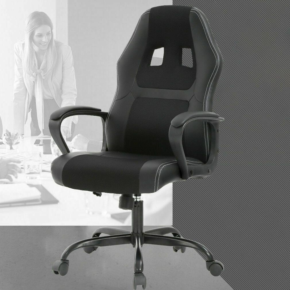 racing office chair desk gaming chair ergonomic