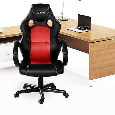 SALE! Merax Gaming Chair Leather Chair