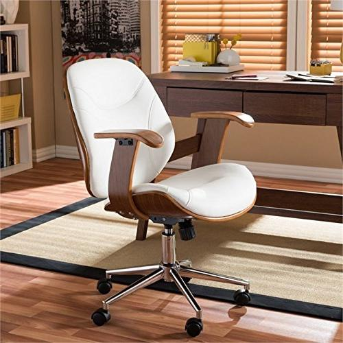 Rathburn Office Chair White and