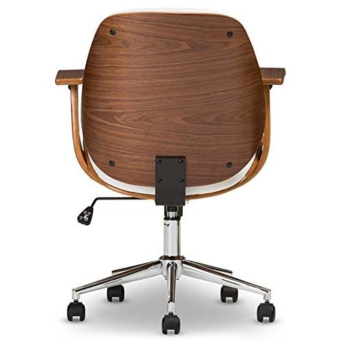 Rathburn Chair White Walnut