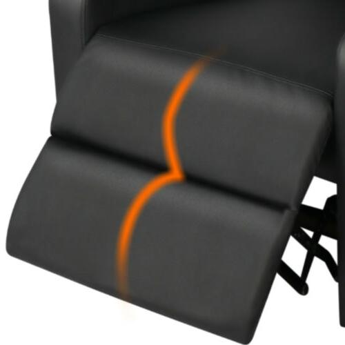Recliner PU Modern Home Theater Seating