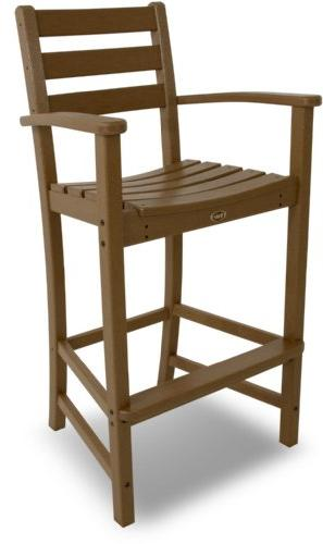 Trex Recycled Plastic Monterey Bay Height Chair