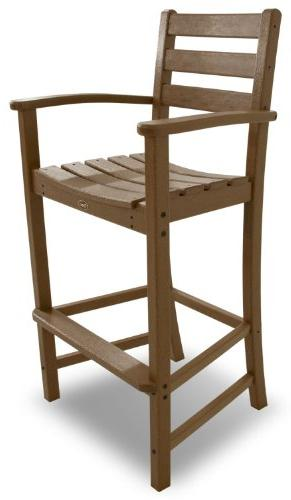 Trex Furniture Plastic Bay Height