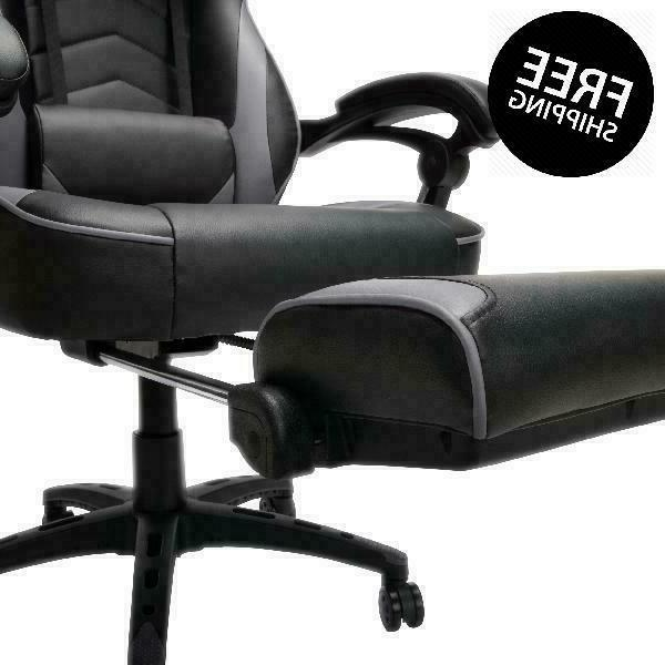 Respawn Racing Style Gaming Reclining Leather Chair