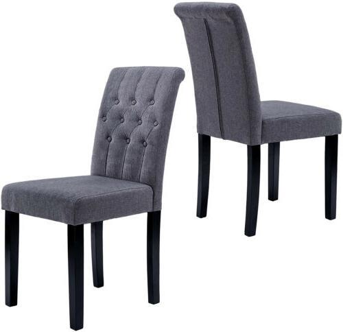 Set 2 Fabric Side Legs