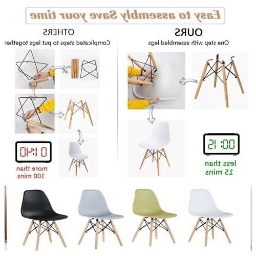 Set 4 /1 Side Chair DSW
