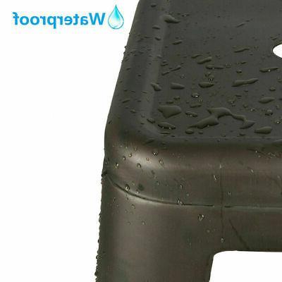 Set 4 inch Metal Barstools Stool