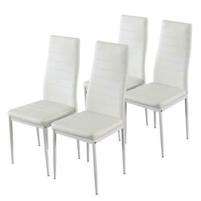 set of 4 dining room chairs kitchen