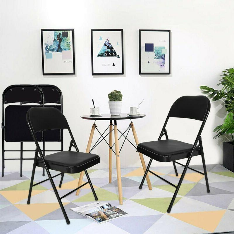 Black Chairs Upholstered Frame Home