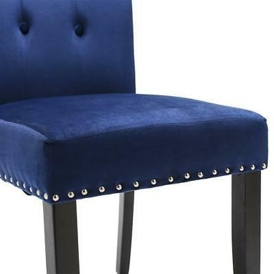 Dining Chair Tufted Upholstered Parsons