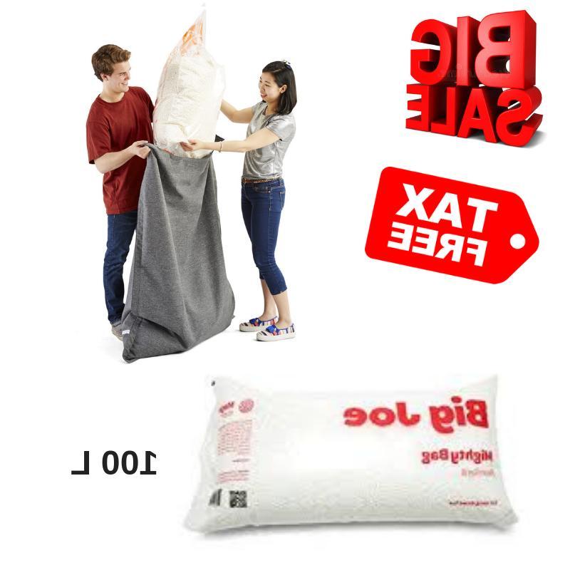 Styrofoam Filling Craft Bean Bag Refill Lounge Chair Seat St