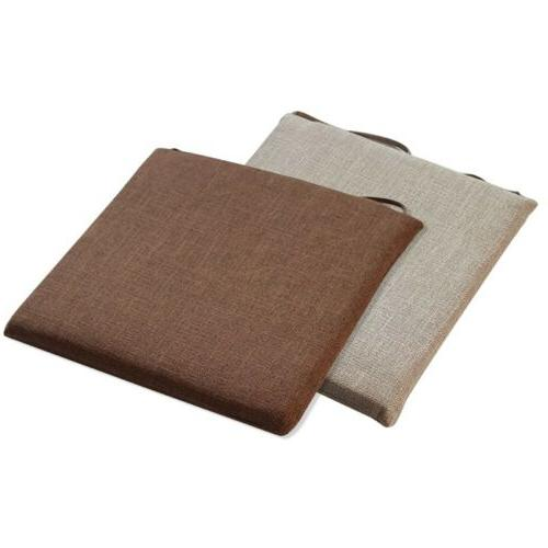 Tatami Mat Tie On Pads Removable Pure