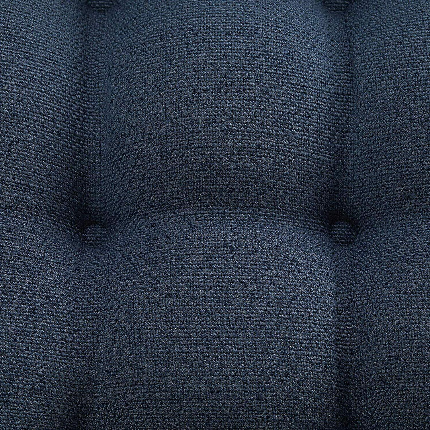 Textured Navy of Cushions For Dining