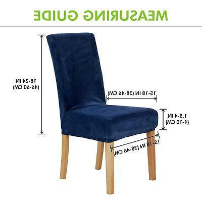 Deconovo Covers Chair Slipcovers for
