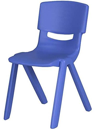 Flash Stackable School Chair with 15.5''