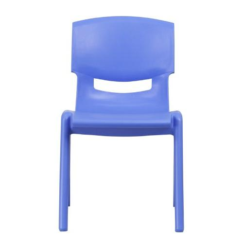 Flash Furniture Plastic Stackable 15.5'' Seat