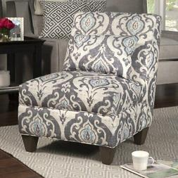 HomePop Large Accent Chair - Armless