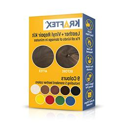 Leather and Vinyl Repair Kit. Repairs and Touch Ups  to Any