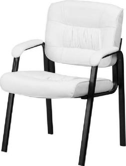 Flash Furniture Leather Executive Side Reception Chair, Mult