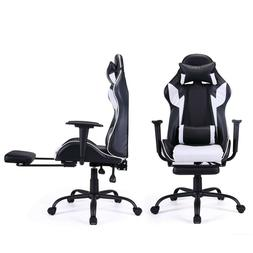 Leather Swivel Recliner Best Gaming Chair Video Game Playsea