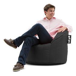 Big Joe Lumin Bean Bag Chair - Black