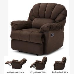 Electric Lift Chair Recliner Sofa Soft Seat Assist for Elder