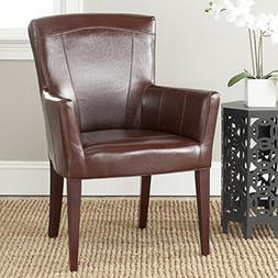 Safavieh  MCR4710A Dale Arm Chair Accent Chairs