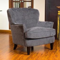 Melford Royal Vintage Design Upholstered Arm Chair