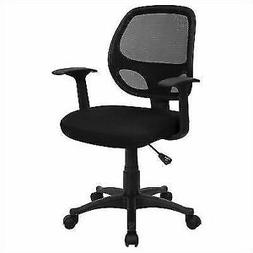 Flash Furniture Mesh Back Computer Chair Black 812581016246