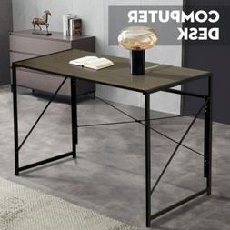 Foldable Computer Desk PC Laptop Table Workstation Home Offi