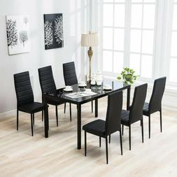 Modern Comfort Dining Chairs Set of 6 for Kitchen Dining Bed