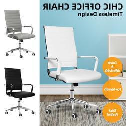 Modern Computer Desk Office Chair Executive Task Swivel Chai