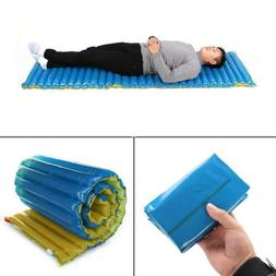 New Outdoor Inflatable Air Bed Lounger Chair Sleeping Cushio